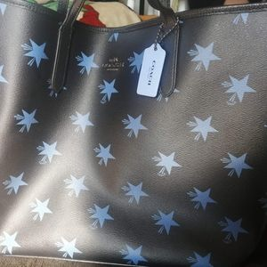 Coach Star bag and matching Wallet